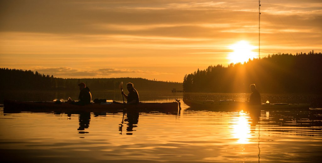 Valokuvaus Jyväskylä - Petäjävesi kanootit