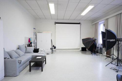 Studion muutto uusiin tiloihin