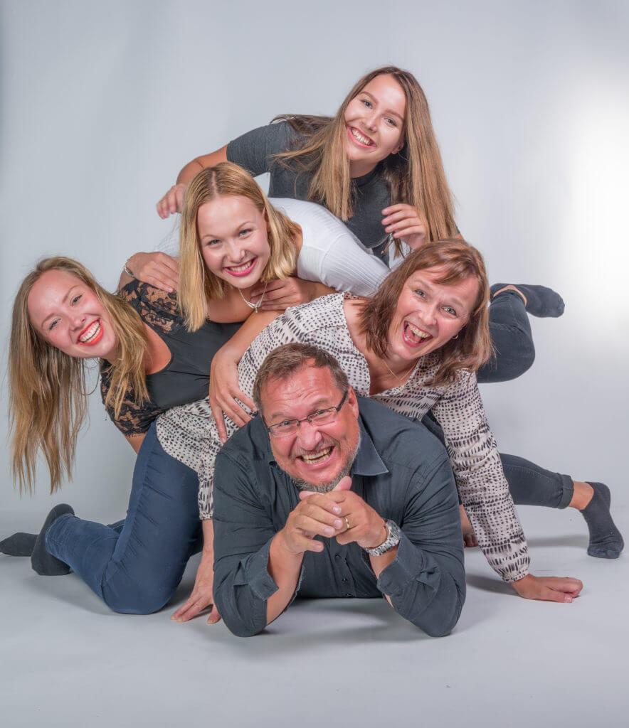 Perhekuva valokuvaaja Jyväskylä Muurame
