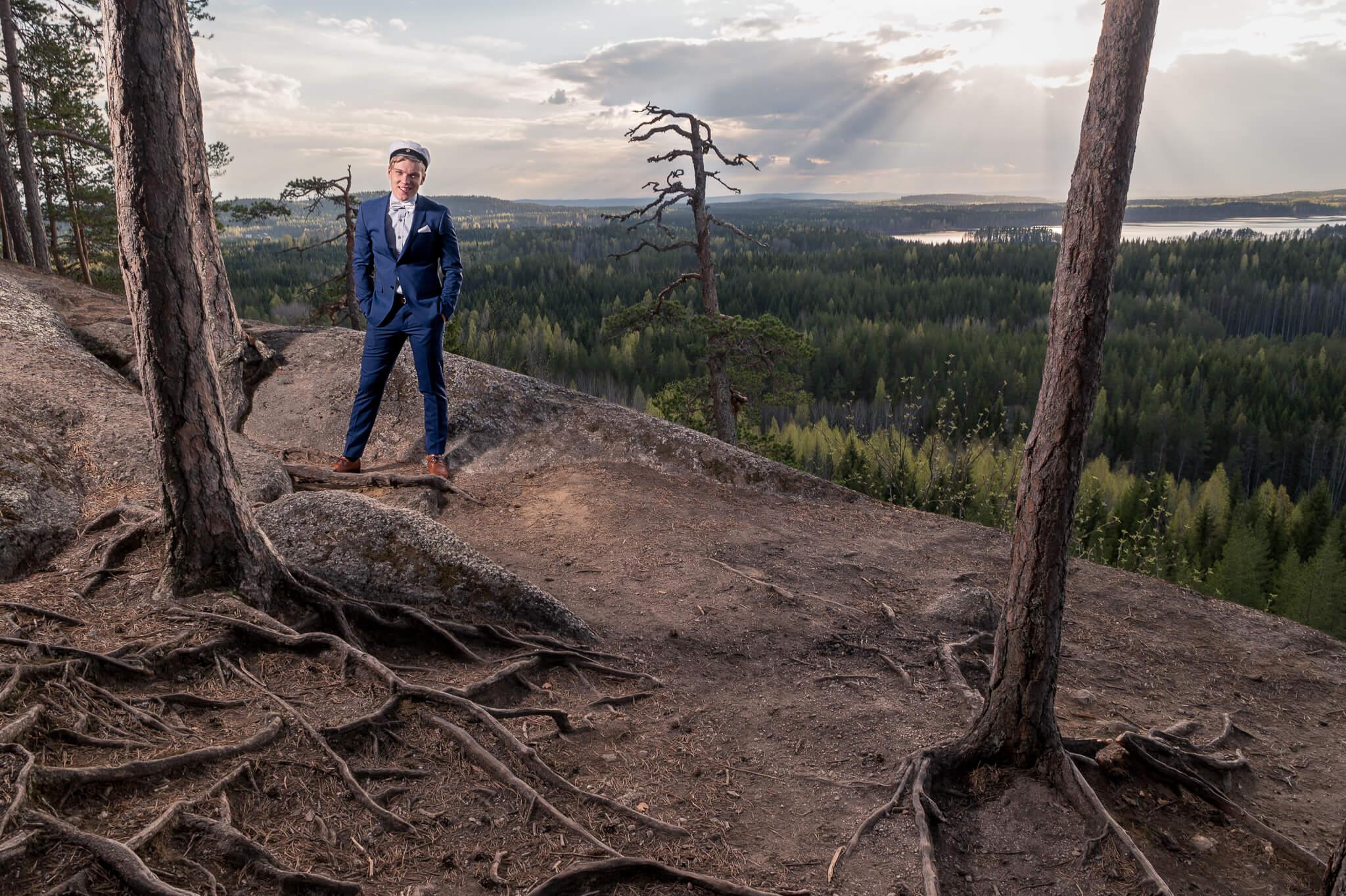 Valmistujaiskuvat Jyväskylä ja Muurame