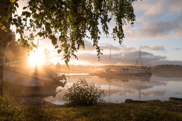 Maisemakuvaus Muurame Jyväskylä