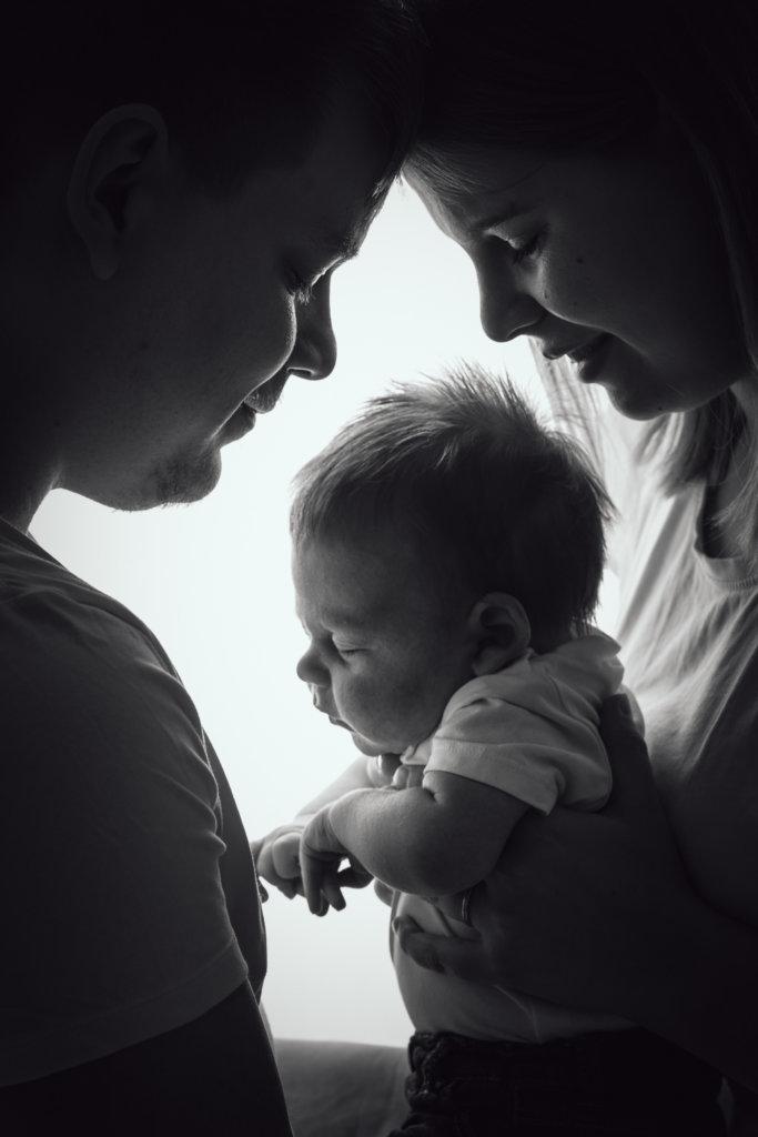 vastasyntyneen kuvaus-newborn jyväskylä-studio